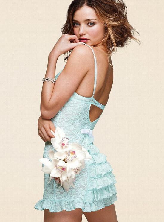 Свадебный каталог Victoria's Secret 2013