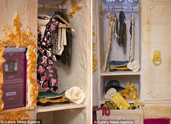 Съедобный шкаф